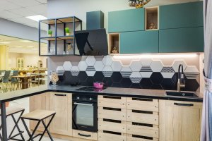 Кухня в стиле Лофт - Мебельная фабрика «ВерноКухни»