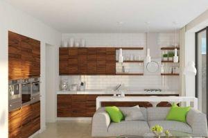 Кухня в стиле лофт ГРОССЕТО - Мебельная фабрика «Ликарион»