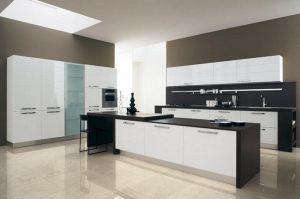 Кухня в стиле модерн Bianca - Мебельная фабрика «Курдяшев-мебель»