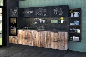 Кухня в стиле модерн Орландо - Мебельная фабрика «Ульяновскмебель (Эвита)»