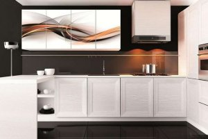 кухня в стиле модерн Варшава - Мебельная фабрика «Milan»