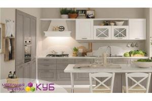 Кухня в стиле прованс - Мебельная фабрика «КУБ»