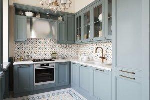 Кухня в стиле прованс - Мебельная фабрика «Lasort»