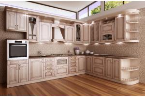 Кухня в стиле прованс - Мебельная фабрика «МЭК»