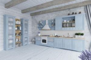 Кухня в стиле Прованс Charme - Мебельная фабрика «Cucina»