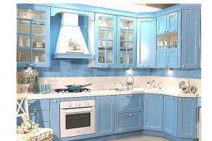 Кухня в стиле прованс Лион - Мебельная фабрика «Мебель.Ру»