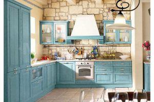 Кухня в стиле прованс Ницца - Мебельная фабрика «Мебель.Ру»