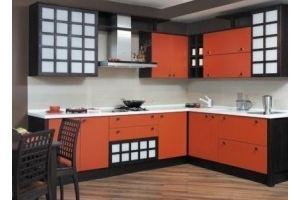 Кухня в японском стиле 0078 - Мебельная фабрика «La Ko Sta»