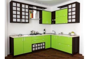 Кухня в японском стиле 4 - Мебельная фабрика «Алекс-Мебель»