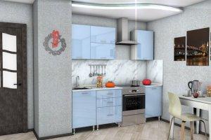 Кухня Валенсия 1,6 - Мебельная фабрика «Средневолжская мебельная фабрика»