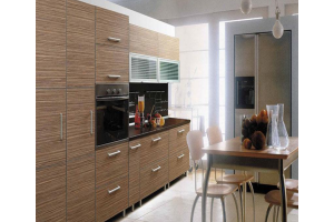 Кухня Валерия ЛДСП - Мебельная фабрика «Формула Уюта»