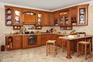 Кухня Валерия Ноче - Мебельная фабрика «Альпина»