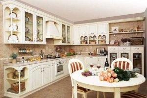 Кухня Валерия Панна - Мебельная фабрика «Альпина»