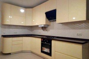 Кухня Ваниль - Мебельная фабрика «ДиВа мебель»