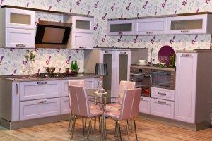 Кухня Вегас массив - Мебельная фабрика «Юлис»