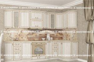 Кухня Вена классическая - Мебельная фабрика «Мебель Поволжья»