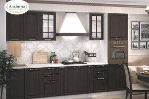 Кухня венге Палермо - Мебельная фабрика «Альбина»