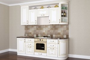 Кухня Верона 2 - Мебельная фабрика «Континент-мебель»