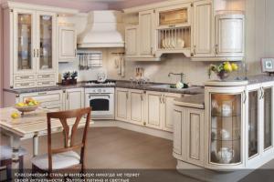 Кухня Верона - Мебельная фабрика «Континент-мебель»