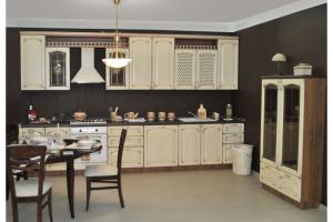 Кухня Верона из массива - Мебельная фабрика «Формула Уюта»