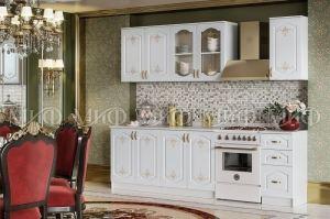 МДФ кухня Версаль - Мебельная фабрика «МиФ»