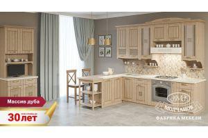 Кухня Виринея - Мебельная фабрика «Молчанов»