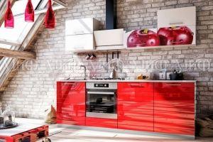 Кухня Вишня NEW - Мебельная фабрика «МиФ»