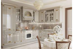 Угловая кухня Византия - Мебельная фабрика «GRETA»