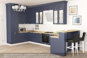 Кухня Эстет - Мебельная фабрика «Континент-мебель»