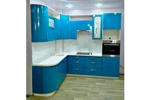 Кухня Волна - Мебельная фабрика «Дэрия»