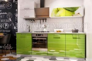 Модульная кухня Яблоко NEW - Мебельная фабрика «МиФ»