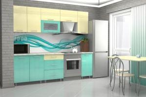 Кухня Золушка 1,8 Дюны - Мебельная фабрика «Премиум»