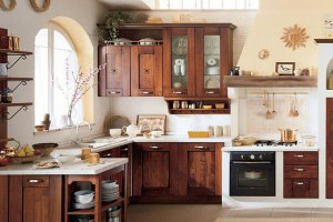 Кухонная мебель  Classico  Aida - Импортёр мебели «Latini»