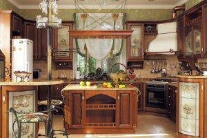 Кухонная мебель  Classico  Desiree - Импортёр мебели «Latini»