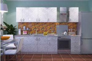 Кухонная мебель ДСП Eva Gold - Мебельная фабрика «Грандфаянс»