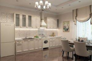 Кухонная мебель EVA GOLD Virginia - Мебельная фабрика «Грандфаянс»
