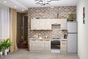 кухонная модульная система Лима с ЛДСП фасадами - Мебельная фабрика «MOBI»
