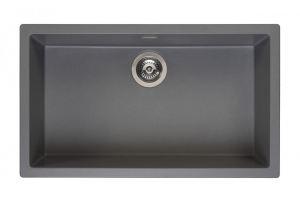 Кухонная мойка AMSTERDAM 72 GREY SILVERY - Оптовый поставщик комплектующих «Reginox Reef Holding»