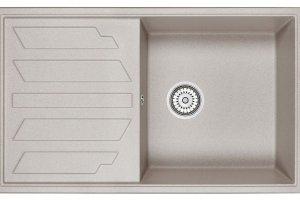 КУХОННАЯ МОЙКА GRANULA 8601 - Оптовый поставщик комплектующих «Гранула»