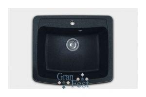 Кухонная мойка квадратная Арт.2861 - Оптовый поставщик комплектующих «КБК»
