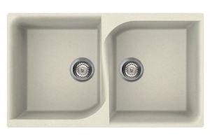 Кухонная мойка MONZA 450, BIANCO ANTICO 62 - Оптовый поставщик комплектующих «Reginox Reef Holding»