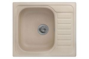 Кухонная Мойка Seaman Eco Granite SGR-5801 Sand - Оптовый поставщик комплектующих «SEAMAN»