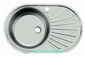 Кухонная мойка Ukinox FAD760.470 -GT6K - Оптовый поставщик комплектующих «Мойки для кухни»