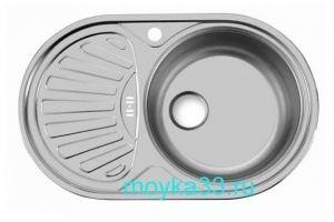 Кухонная мойка Ukinox FAP770.480 -GW8K - Оптовый поставщик комплектующих «Мойки для кухни»