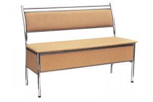 Кухонная скамья Классик с ящиком - Мебельная фабрика «GlassArt»