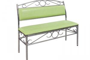 Кухонная скамья Малибу - Мебельная фабрика «GlassArt»
