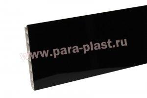 Кухонный цоколь ПВХ ЦОКОЛЬ 100 ММ Чёрный глянец - Оптовый поставщик комплектующих «Пара-Пласт»