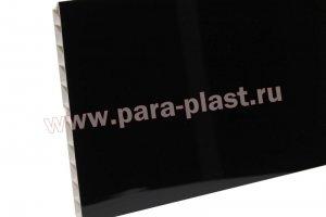 Кухонный цоколь ПВХ ЦОКОЛЬ 150 ММ Черный глянец - Оптовый поставщик комплектующих «Пара-Пласт»