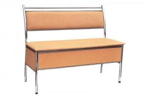 Кухонный диван Хром Скамья - Мебельная фабрика «5 с плюсом»