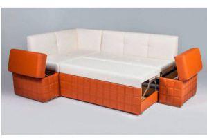 Кухонный диван НИКА со спальным местом - Мебельная фабрика «CHESTER»